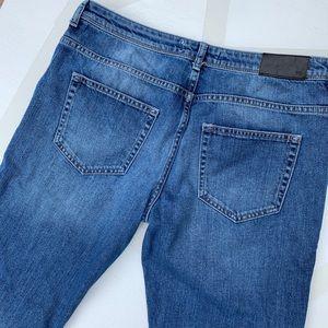 Whistles Jeans - Whistles Women's Barrel Leg Jeans Size 30